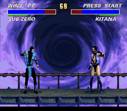 Ultimate Mortal Kombat 3 Screenthot 2